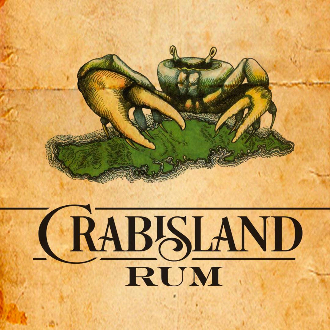 Crab Island Logo