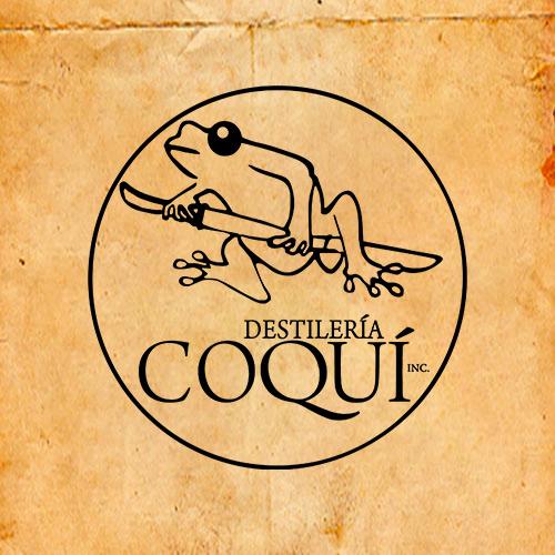 Coqui Rum Logo