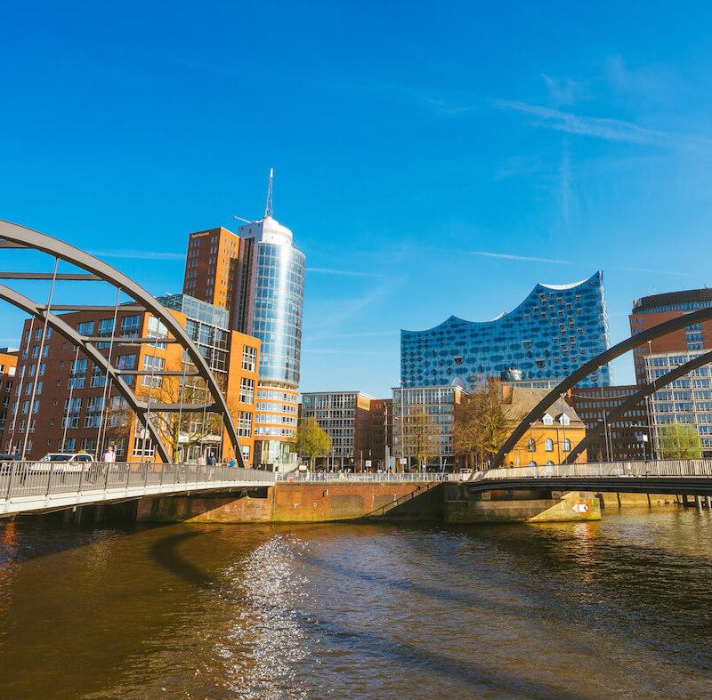 Jebsen & Jessen Büro in Hamburg