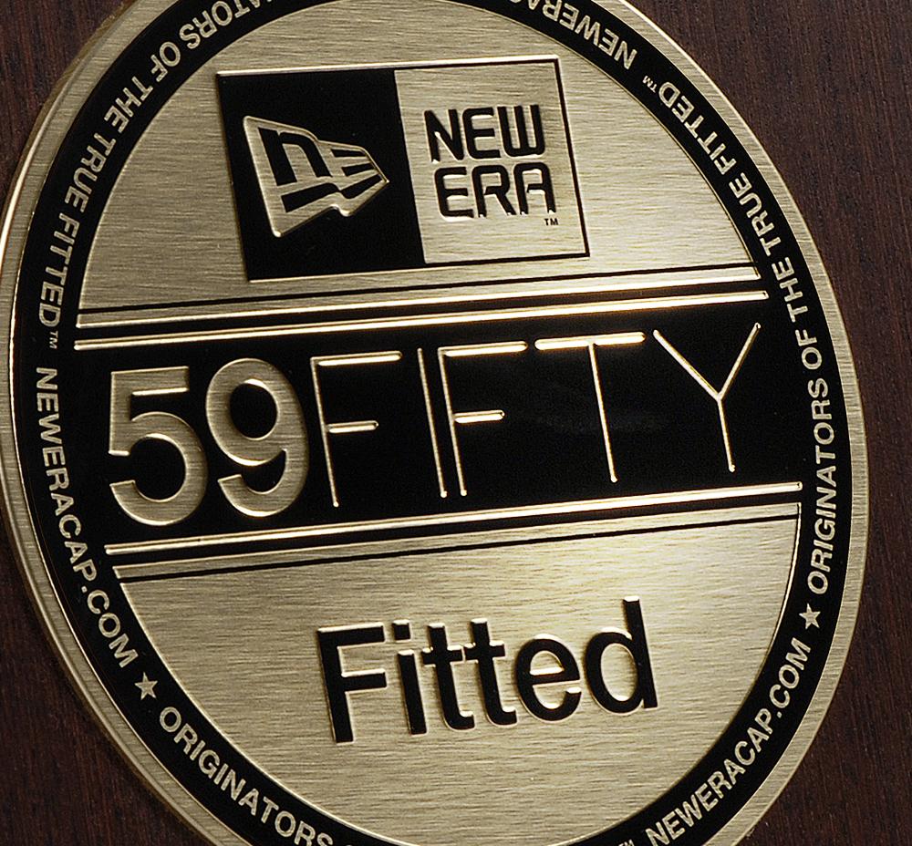New era 59fiffty fitted cap emblem