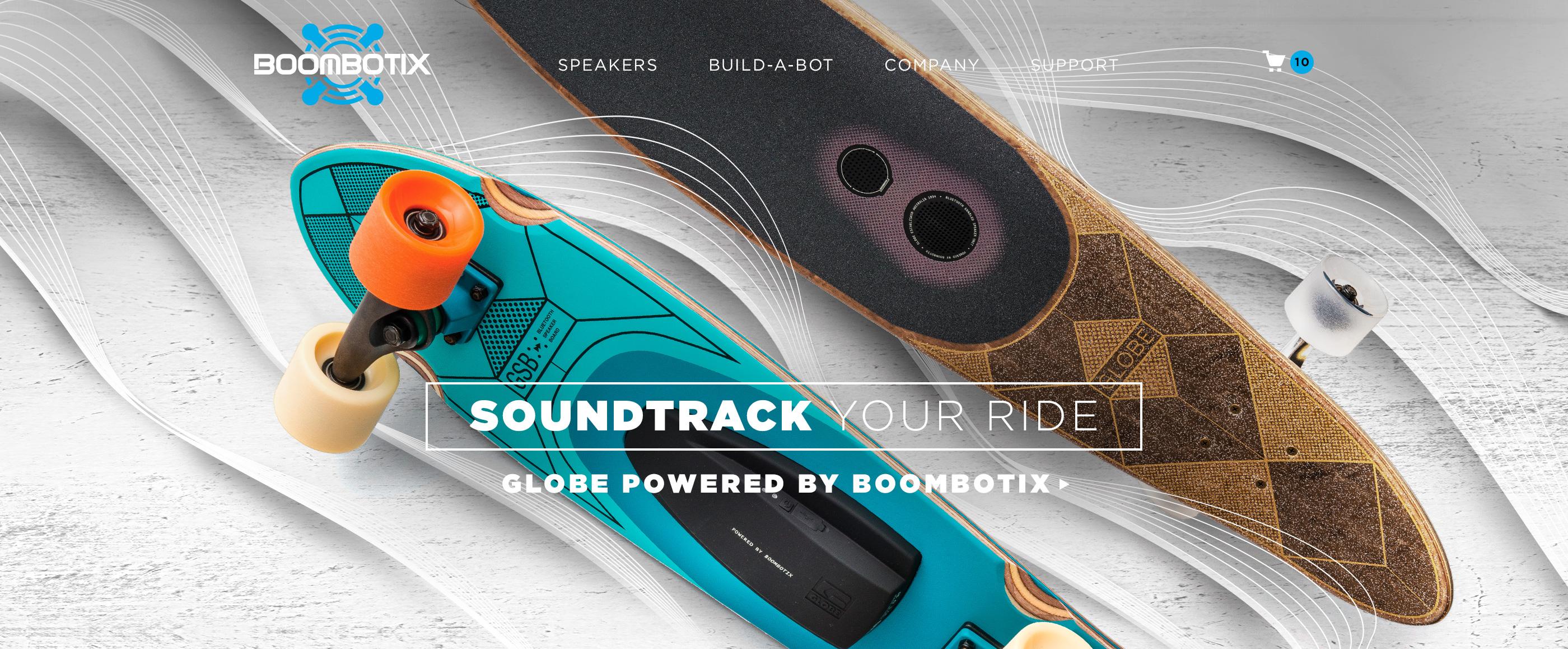 Boombotix banner image for website