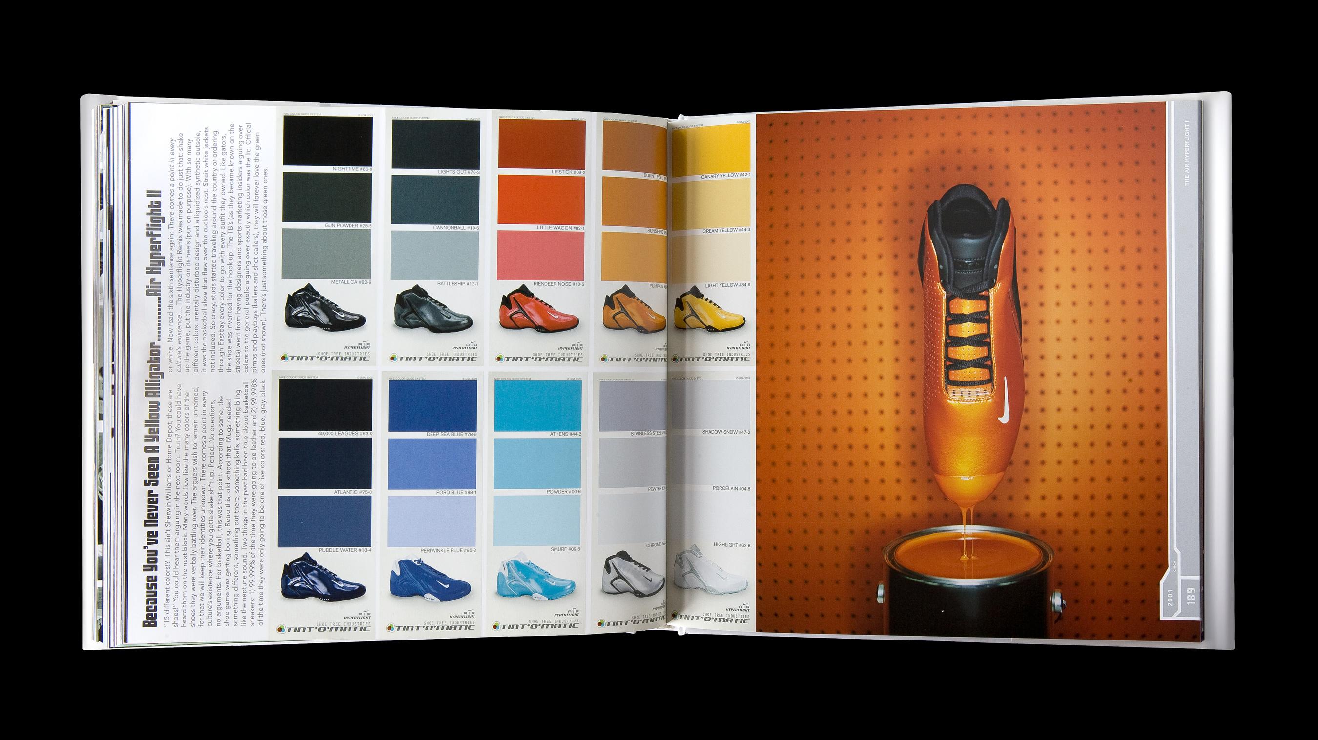 Nike sole provider scottie pimpin profile image and shoe spread