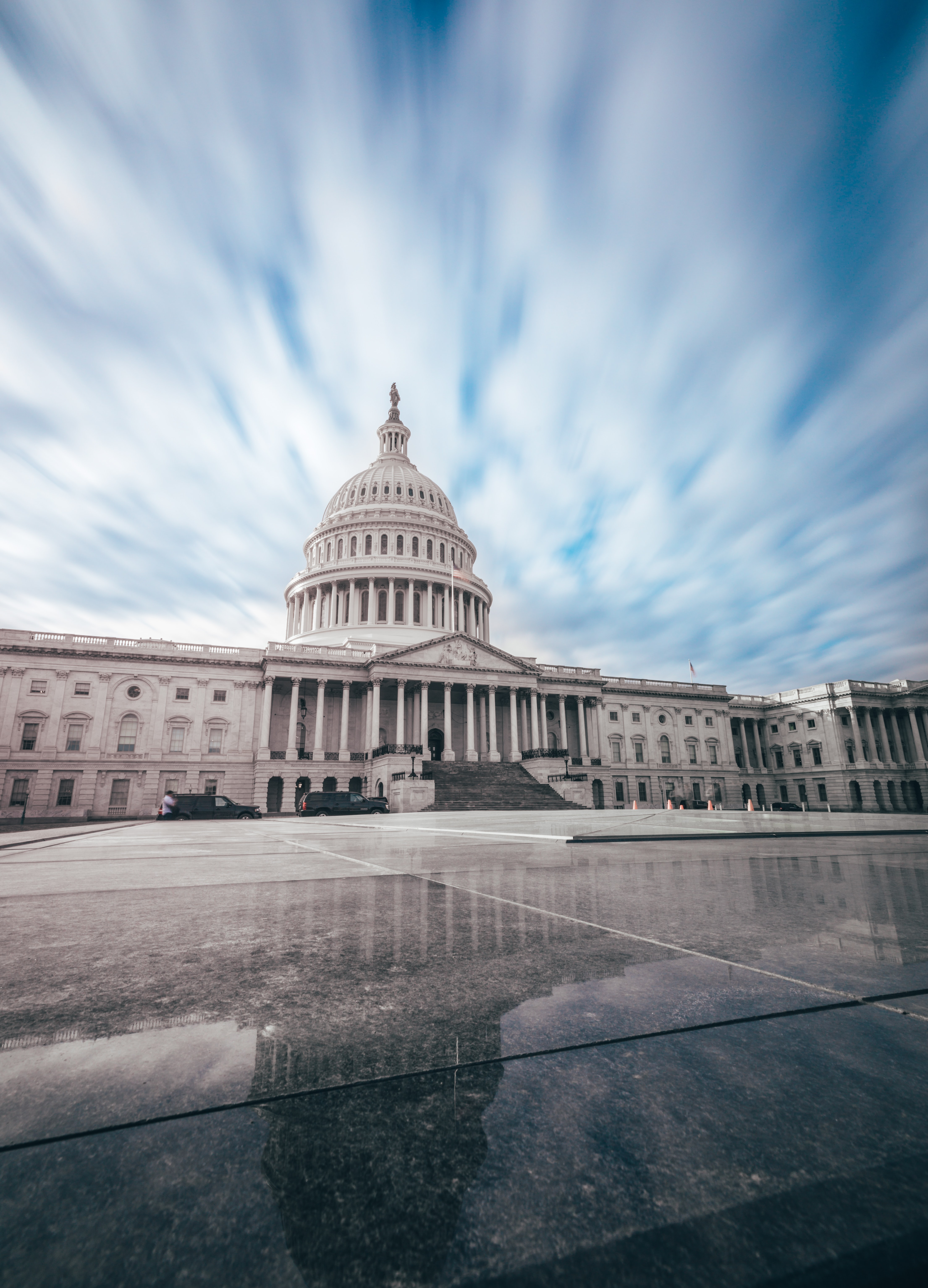 US capitol building | Photo by Andy Feliciotti on Unsplash