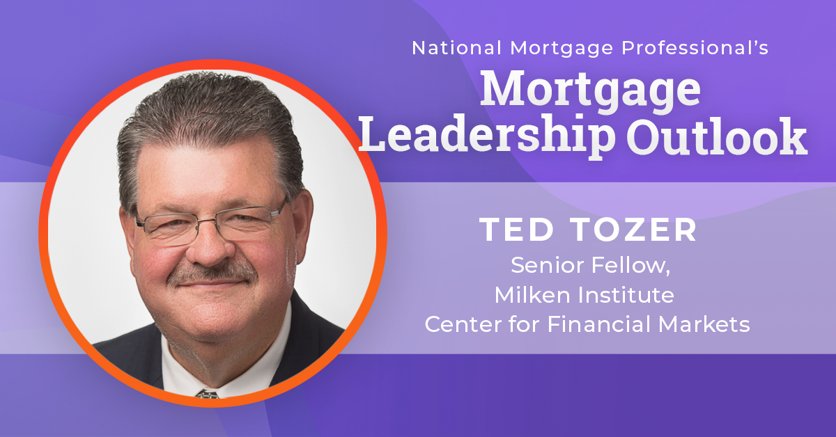 Tozer Sees Many Positive Signs About Housing Market