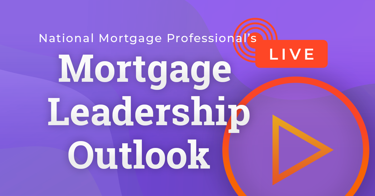 Mortgage Leadership Outlook Generic Photo