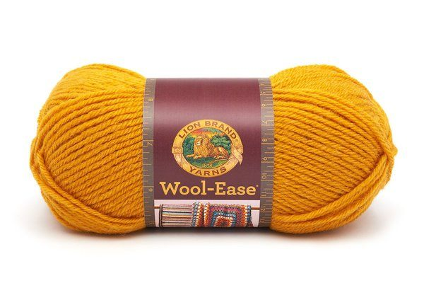 Sturdy, affordable and reliable worsted weight acrylic and wool blend.