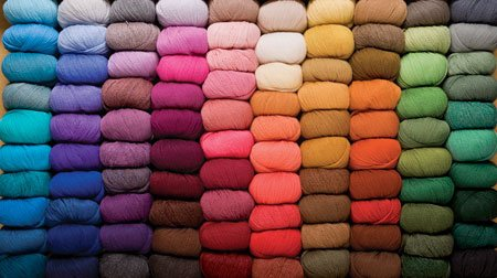 Affordable fingering weight 100% Peruvian Highland Wool.