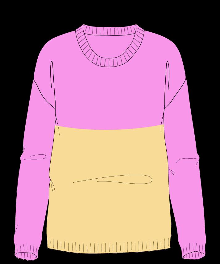 Regular fit Full length body Scoop neck Long sleeve Colorblock 1 Plain Plain dropshoulder sport 38
