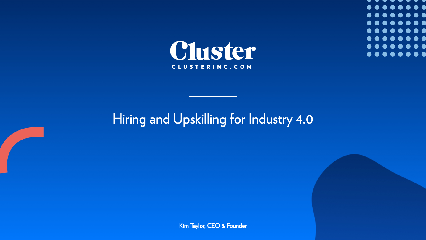 Download an overview of Cluster's Services