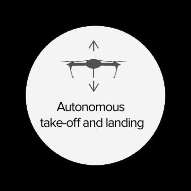 autonomous take-off and landing
