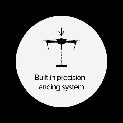 precision landing system