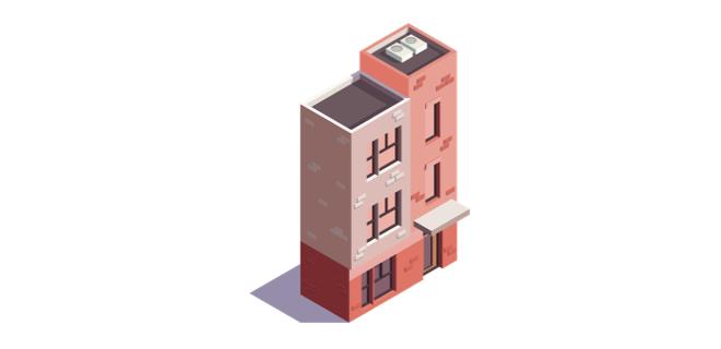 Comparatif d'un immeuble libre et d'un immeuble occupé pour un investissement immobilier locatif