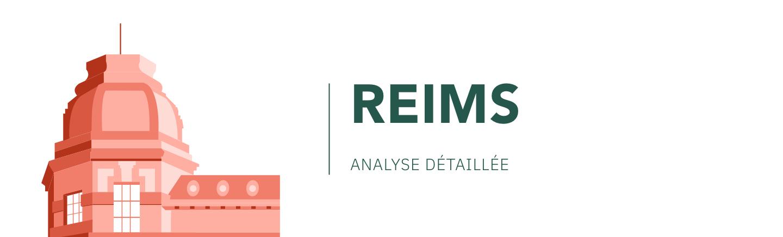 Illustration de la ville de Reims