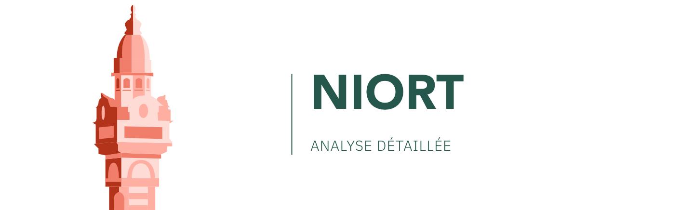 Illustration de la ville de Niort