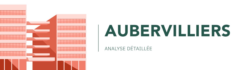 Immeubles à Aubervilliers