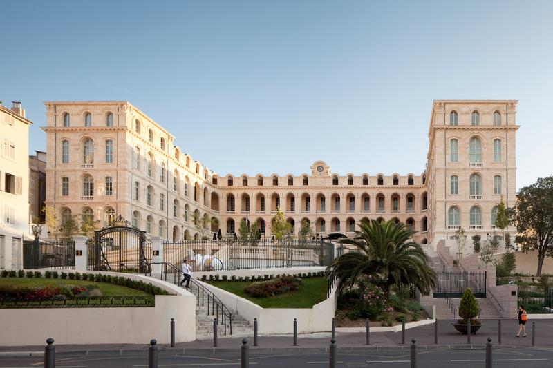 Hotel Dieu de Marseille, ville étudiante pour investir.