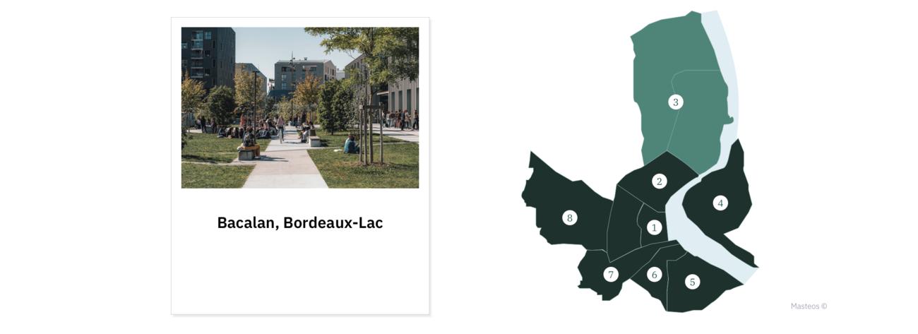Quartiers Bacalan & Bordeaux-Lac ⎮ Investir à Bordeaux