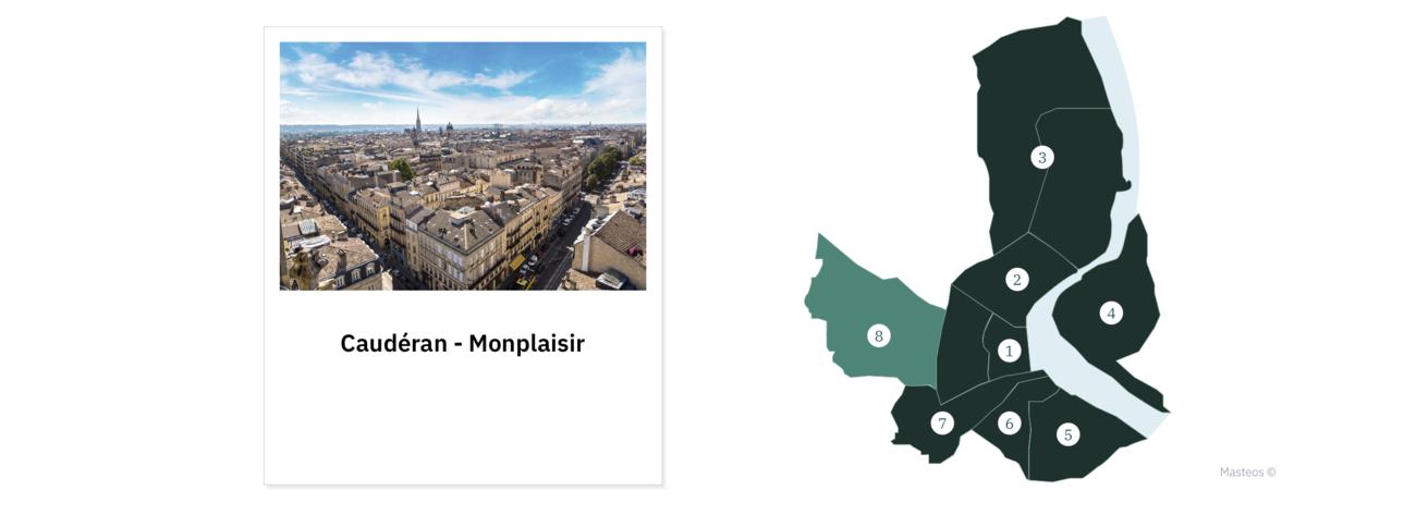 Quartier Caudéran - Montplaisir ⎮ Investir à Bordeaux