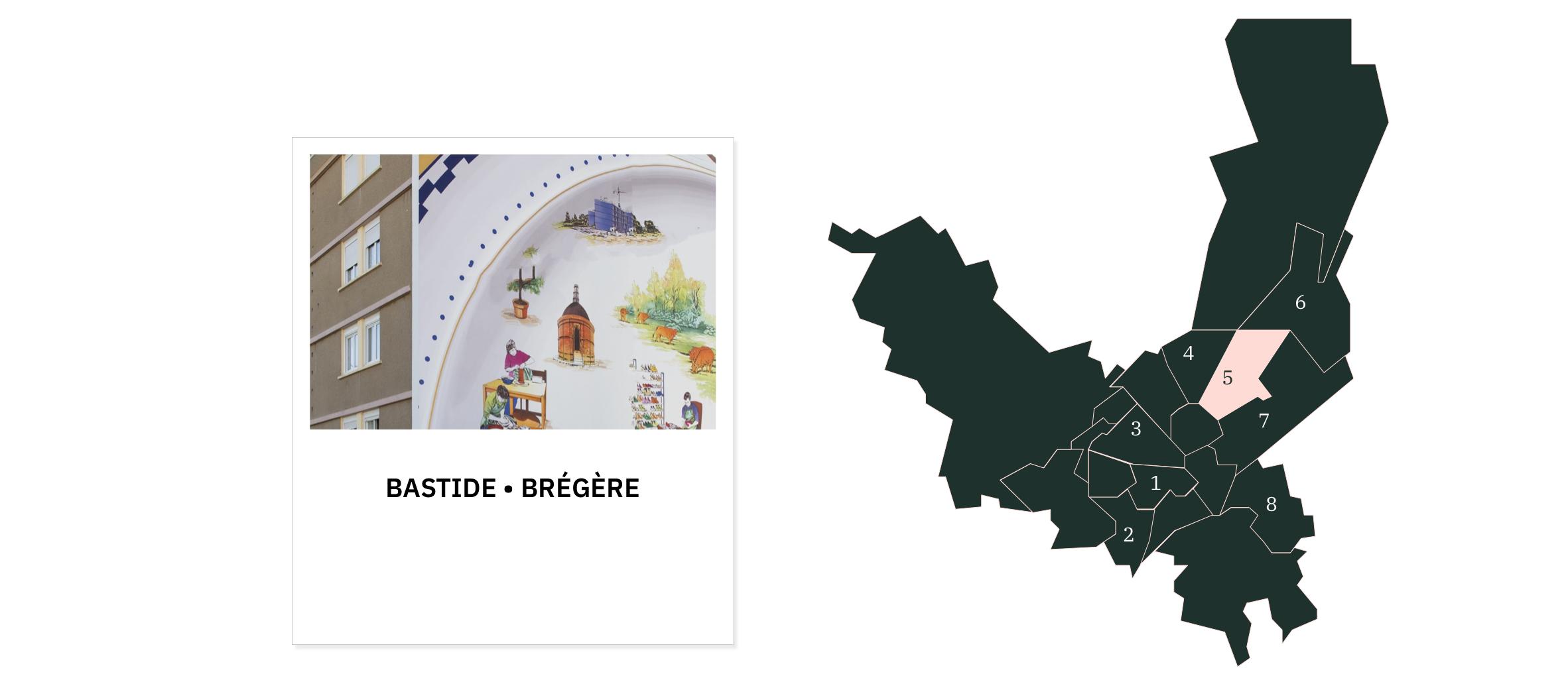 La Bastide • Brégère  ⎮ Quartiers de Limoges