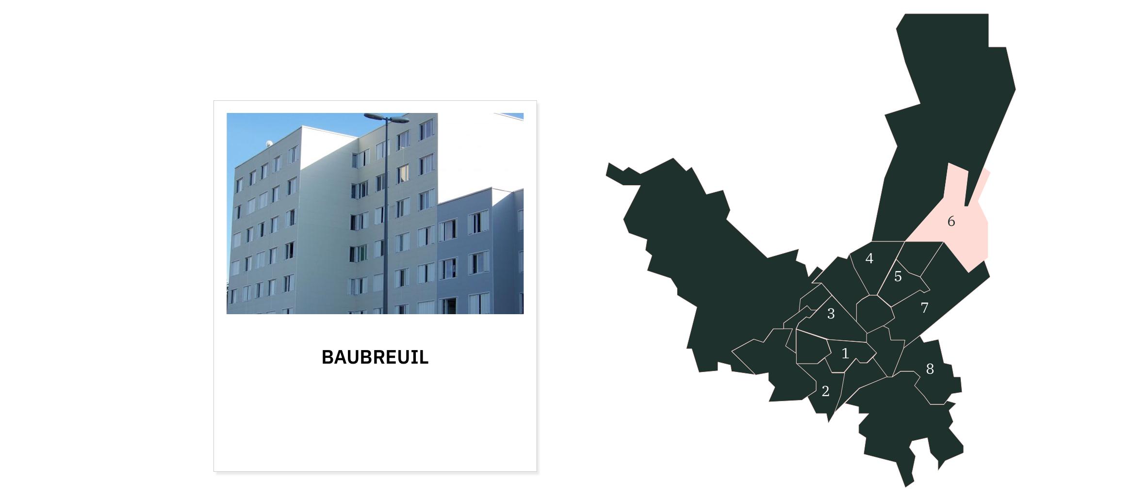 Beaubreuil  ⎮ Quartiers de Limoges
