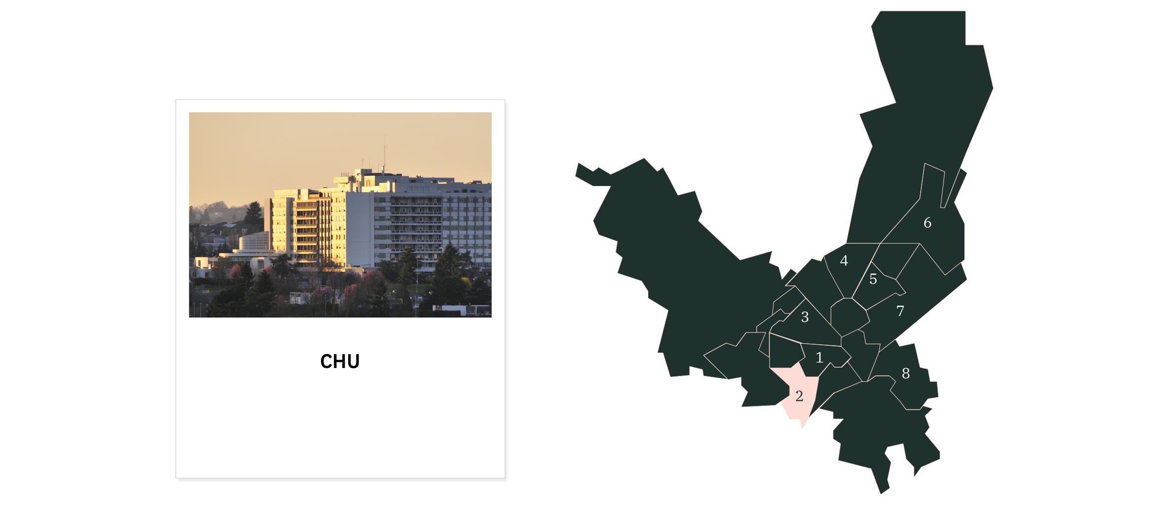 CHU  ⎮ Quartiers de Limoges