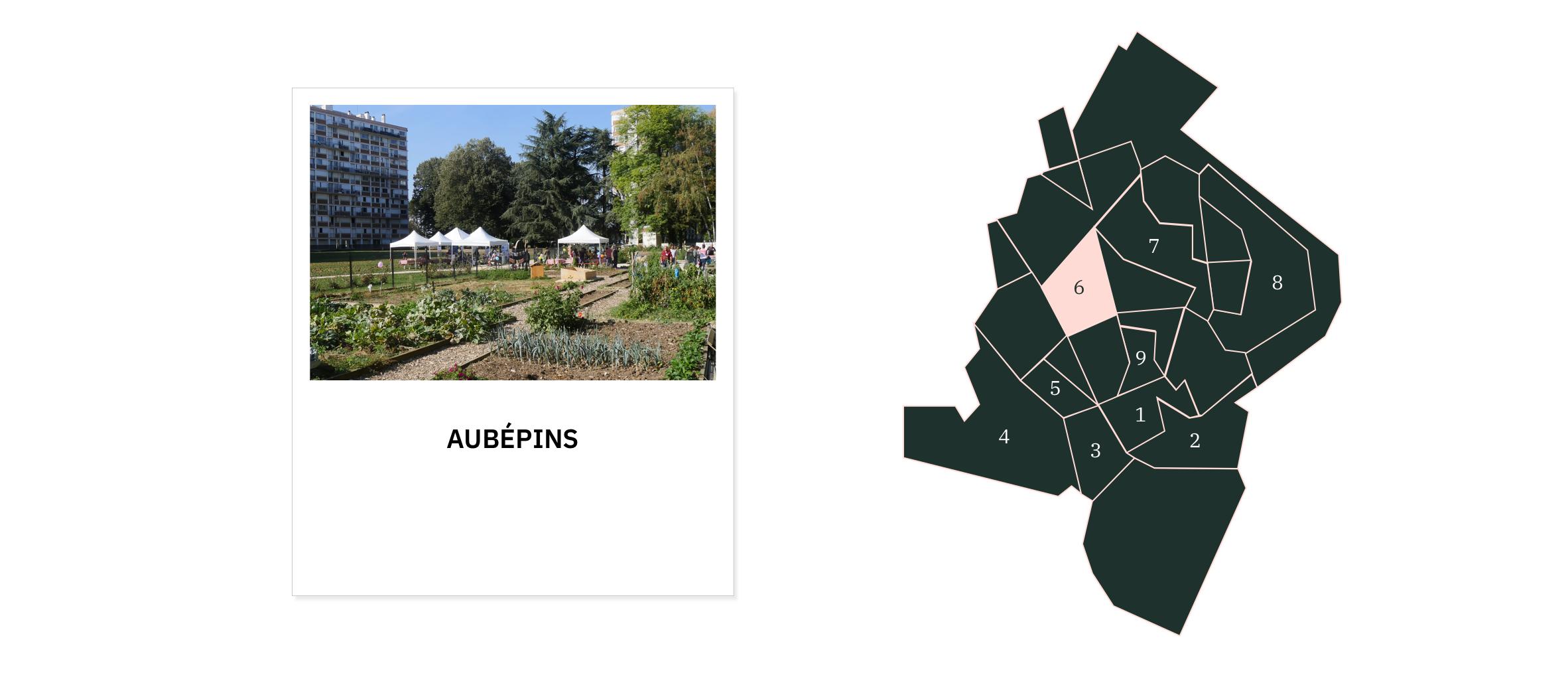Les Aubépins ⎮ Quartiers de Chalon-sur-Saône
