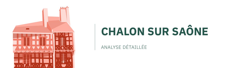 Analyse des quartiers de Chalon sur Saône