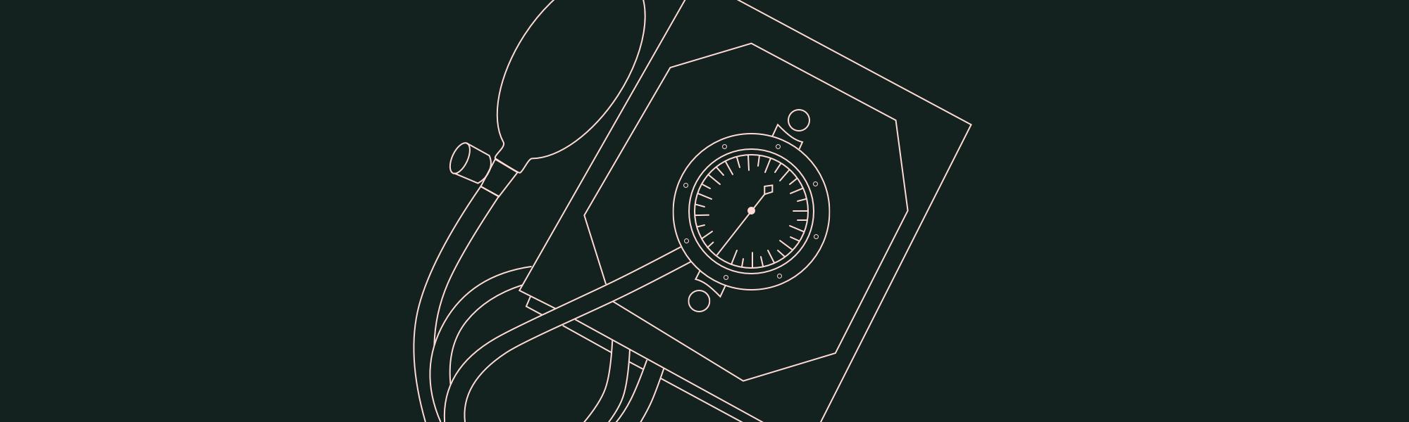 Tensiomètre locatif
