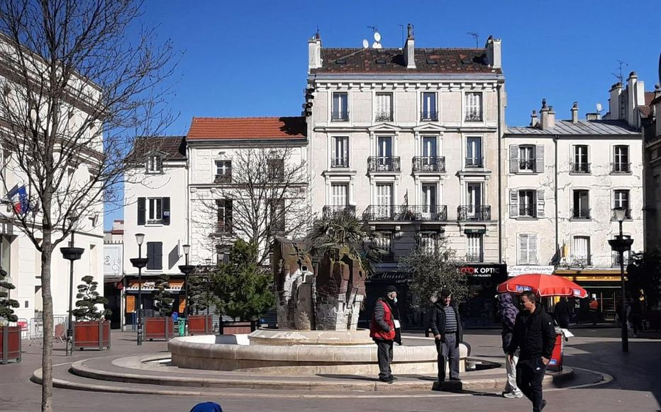 Centre ville - Victor Hugo