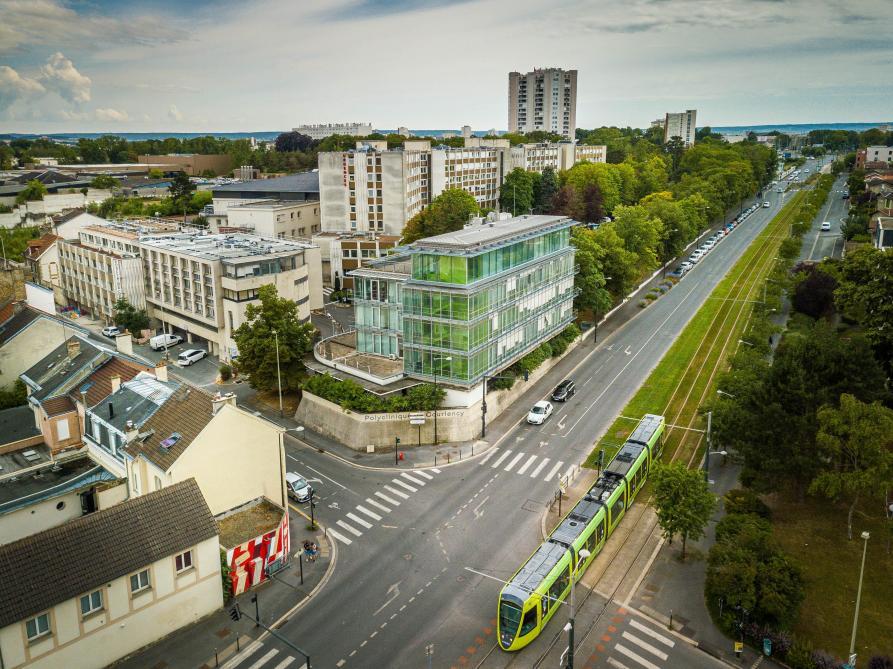 Courlancy - Porte de Paris - Bois d'Amour