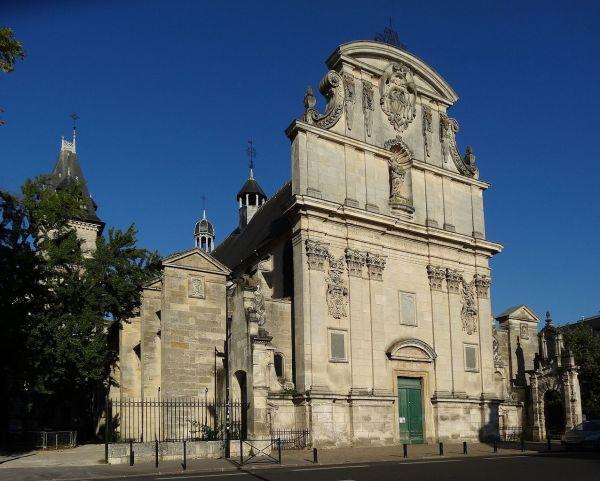Mériadeck - Saint-Bruno