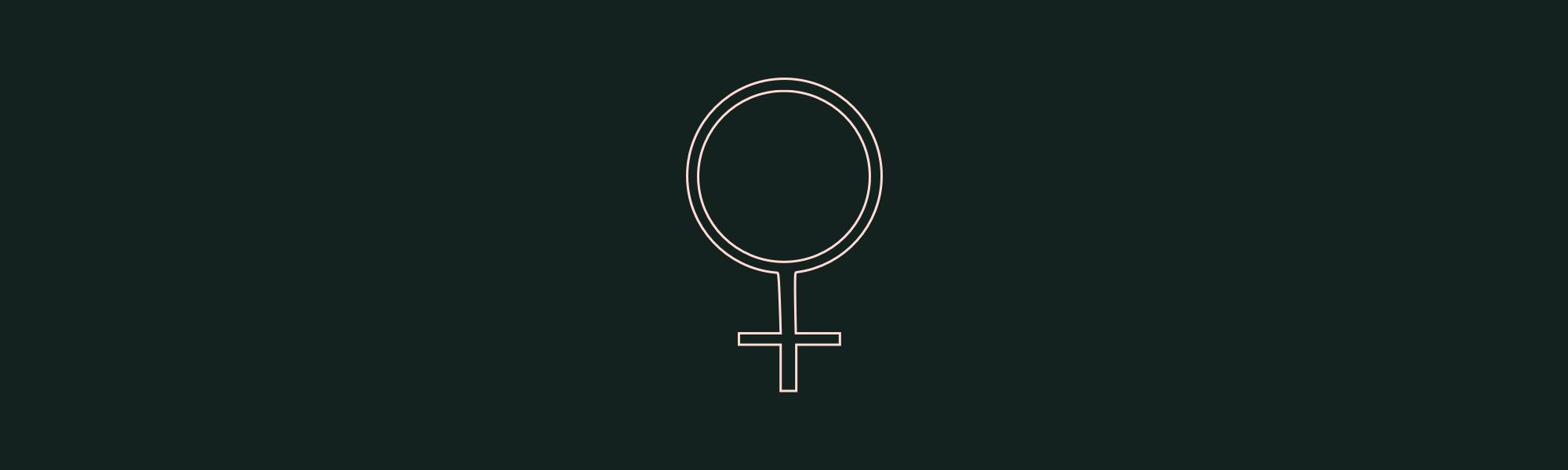 Vénus symbole du genre féminin