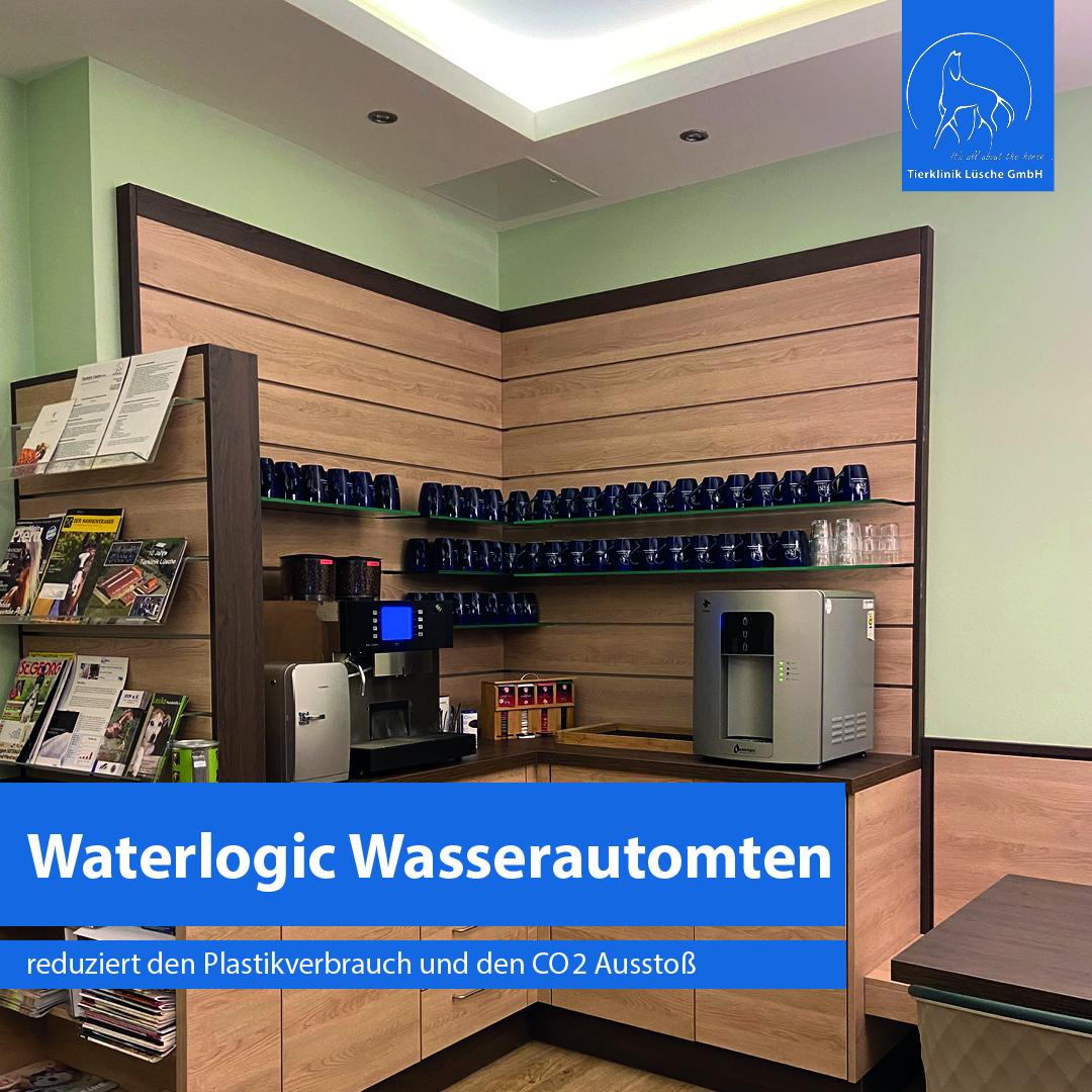 Wasserspender: Waterlogic