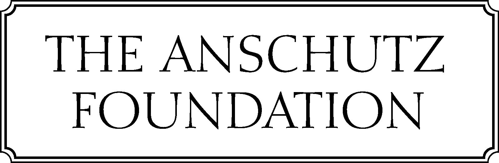 Anshutz Foundation