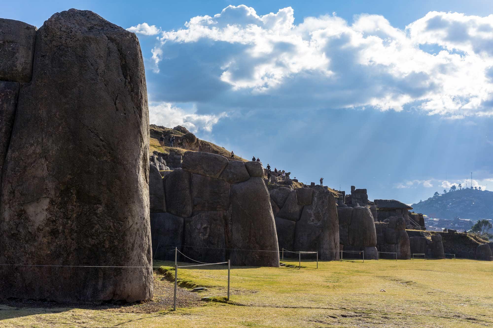 Sacsayhuaman - Massive Inca Fortress