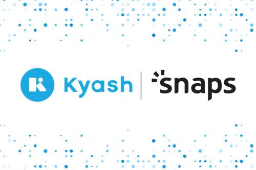 【キャンペーンのお知らせ】 誰でも簡単にオリジナルグッズが作れるアプリ「SNAPS」とのコラボキャンペーン!「Kyash」のご利用で先着1,000名様に100円をプレゼント!