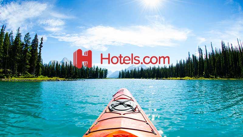 【Visa優待特典】Hotels.com