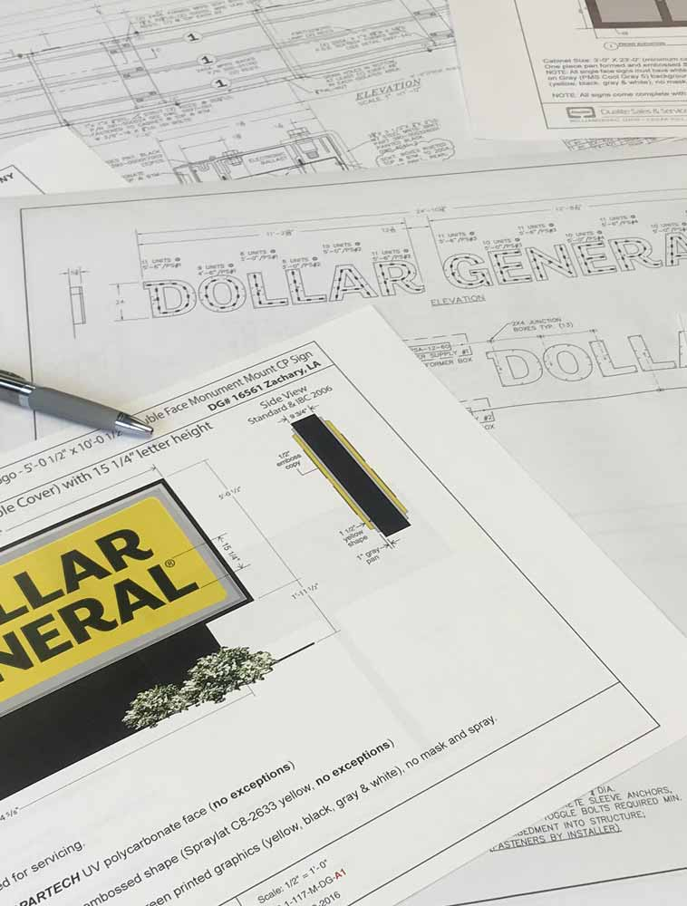 Dollar General Schematics