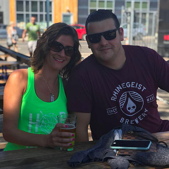 My wife and I enjoy visiting craft breweries.