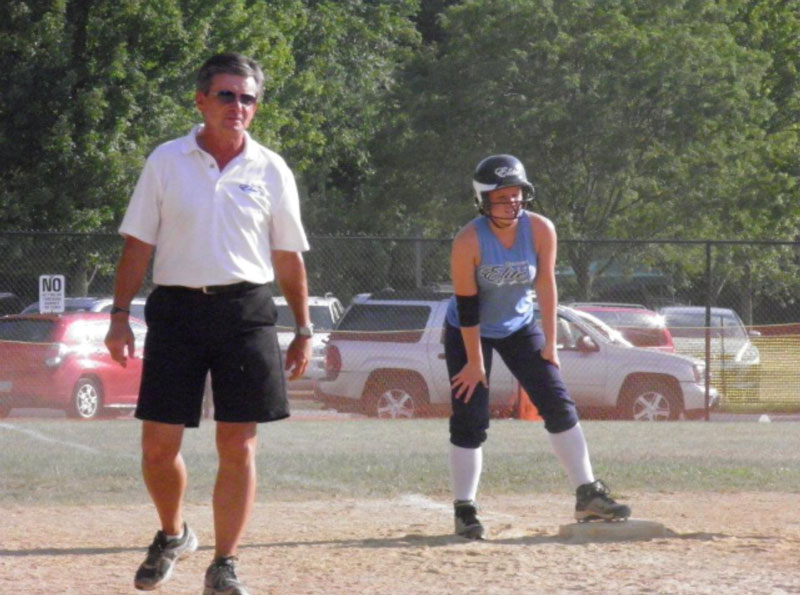 I coached girls basketball and select Fastpitch softball.