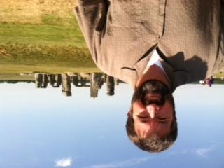 Visiting Stonehenge, UK!