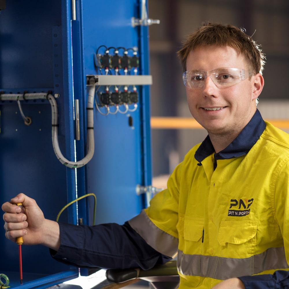 Mining technician