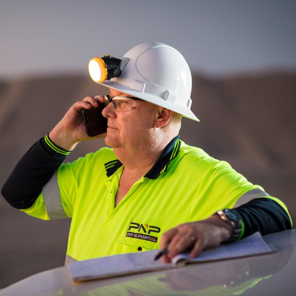 mining career