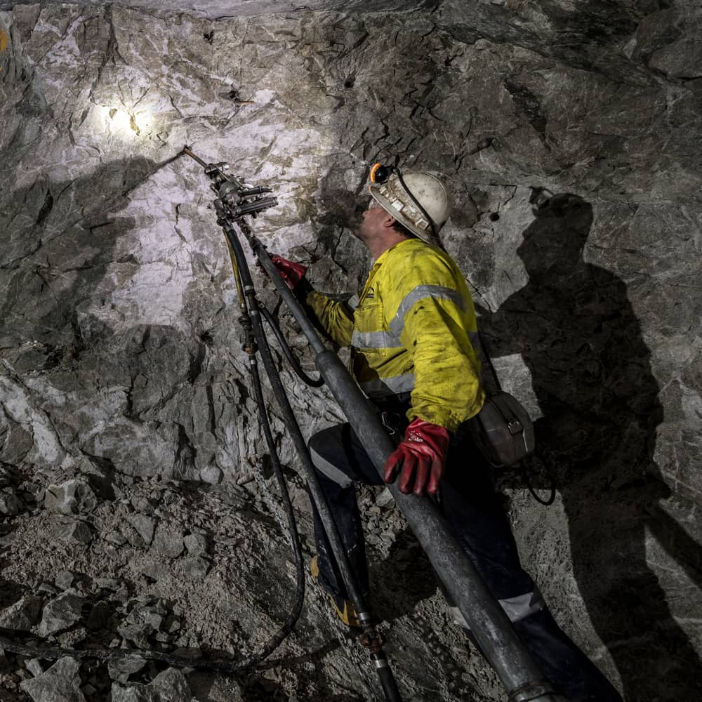 Drillers jobs in mining