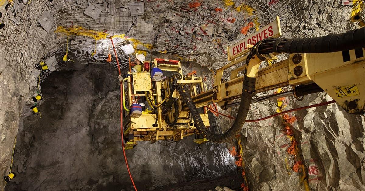 Underground Charge Up Jobs