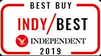 Indy Best Buy 2019 logo