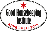 Good House Keeping Approved 2018 logo