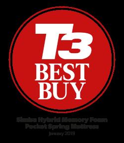 T3 best buy award logo