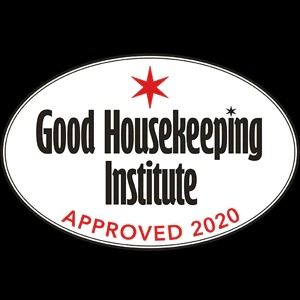 Good Housekeeping Approved 2020 logo