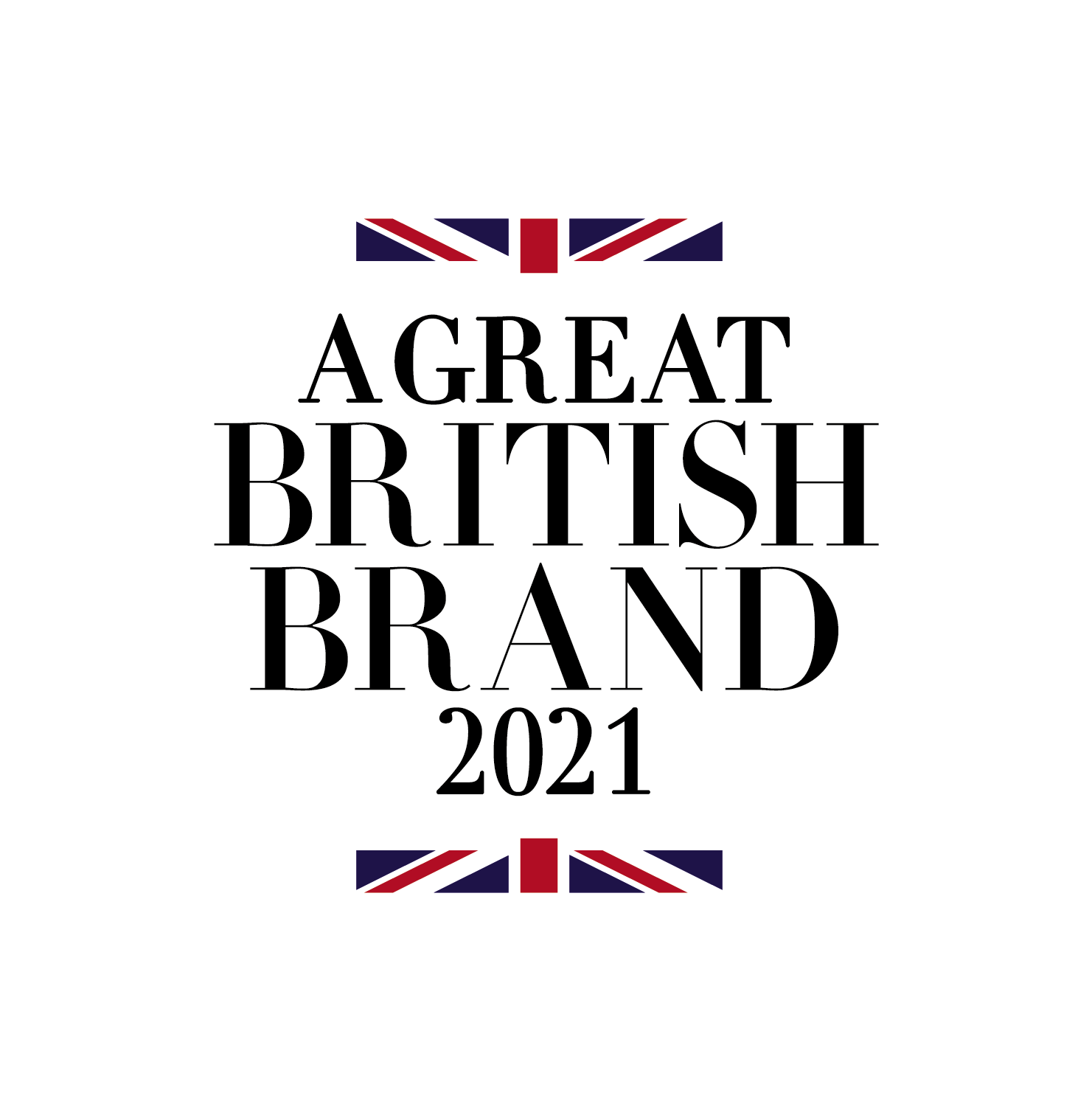 Great British Brands 2021 logo